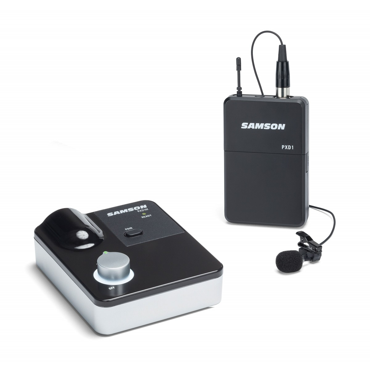 SAMSON XPDm - Lavalier Digital Wireless System - 2.4 GHz