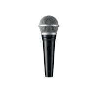 Shure PGA48 Cardioid Dynamic Vocal Microphone (Excludes XLR Cable)