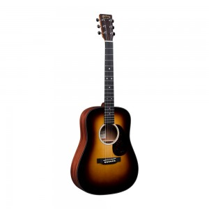 Martin DJr-10E Burst (Sunburst Top)