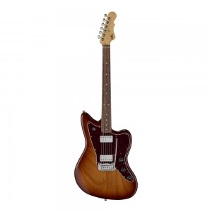 G&L Fullerton Deluxe Doheny HH (Old School Tobacco)