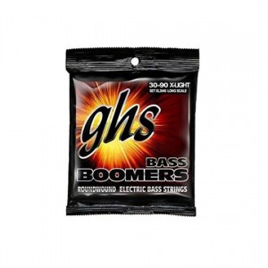 GHS BASS BOOMERS, EXTRA LIGHT