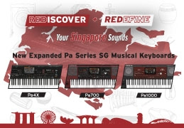 KORG Pa Series SG Keyboards